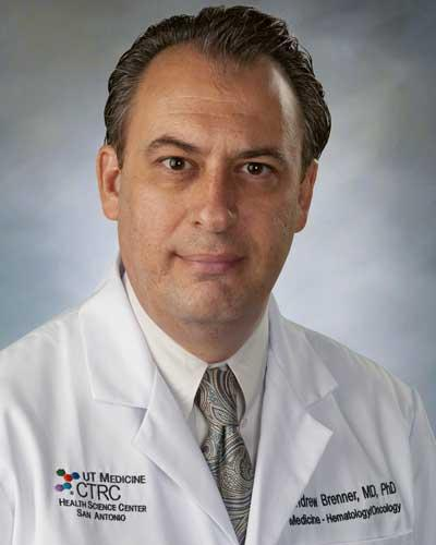 Andrew Brenner, M.D., leads a brand new first-in-human clinical trial to fight deadly brain tumors called Glioblastoma.