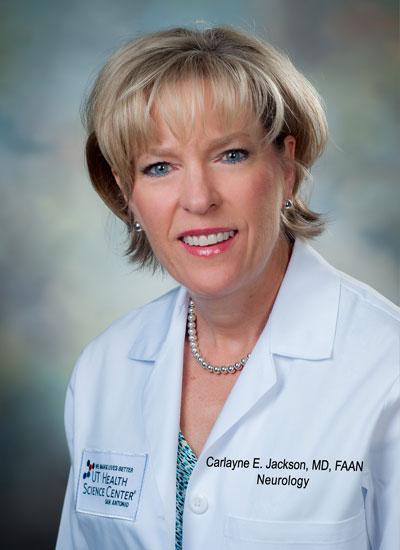 Carlayne E. Jackson, M.D., FAAN