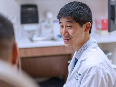 Dr. Phillip Chen helps South Texans with chronic sinusitis return to normal life after surgery.