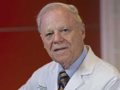 Dr. Marvin Forland, UT Health Science Center San Antonio