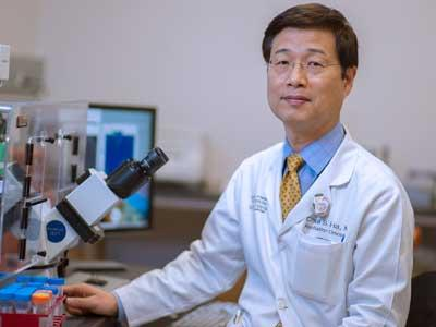 Dr. Ha radiation oncology department chairman CTRC