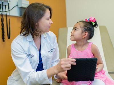 Dr. Linda Leary pediatric epilepsy UT Health Science Center San Antonio