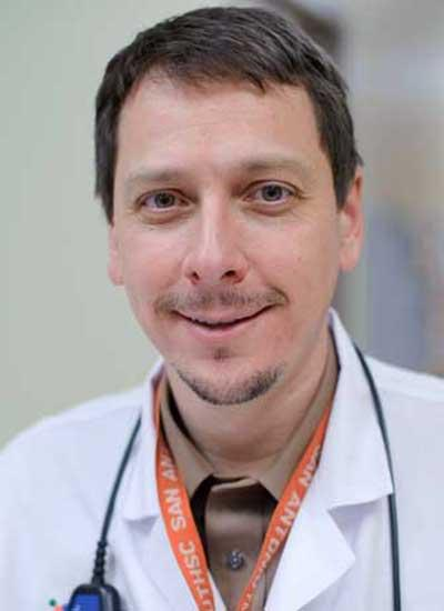 Glen Medellin, M.D., FAAP  Dr. Glen Mendellin treats pediatric special-needs patients.