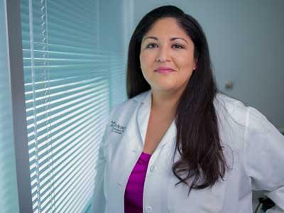 Dr. Rebecca Romero started the MS Clinic at UTHSCSA as a part of her work post-neurology-residency. She believes no one with multiple sclerosis should have to hide their life away.