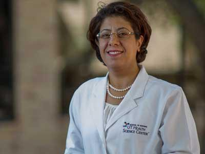Dr. Azizeh Sowan, UT Health Science Center San Antonio. Dr. Azizeh Sowan, UT Health Science Center San Antonio, believes in evidence-based practice in nursing, which is why she teaches her graduate school nursing students how to use infomatics to offer better patient care.