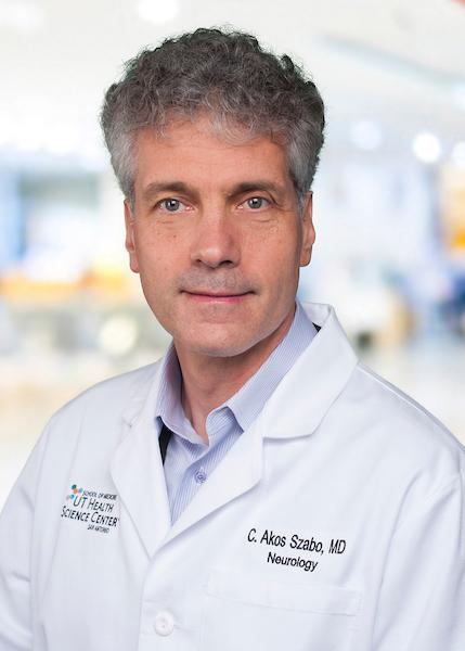 Charles Szabo | UT Health San Antonio