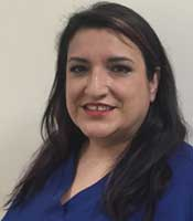 Mary Alice Cuellar, CTRC financial aid advocate