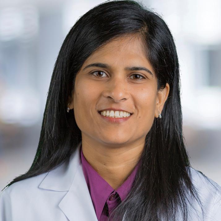 Shweta Bansal, M.D., associate professor of medicine and program director of the Nephrology Fellowship Program at UT Health San
