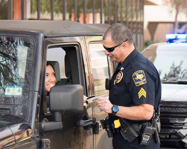 Campus patrol authority protecting UT Health Science Center San Antonio jurisdiction