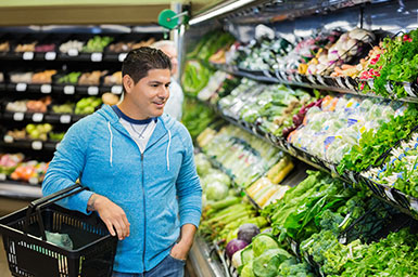 Dieticians help cancer patients find cancer fighting foods and nutrition advice.