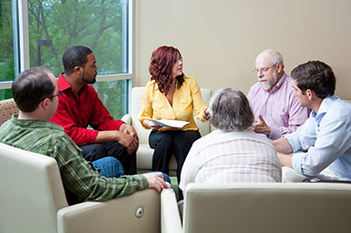 CTRC has a psychologist for cancer patients on site to help with counseling.