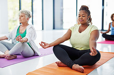 Stress and cancer can be managed with wellness classes like Reiki practices at the CTRC.