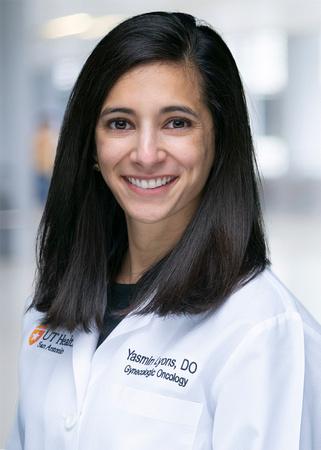 Dr. Yasmin Lyons